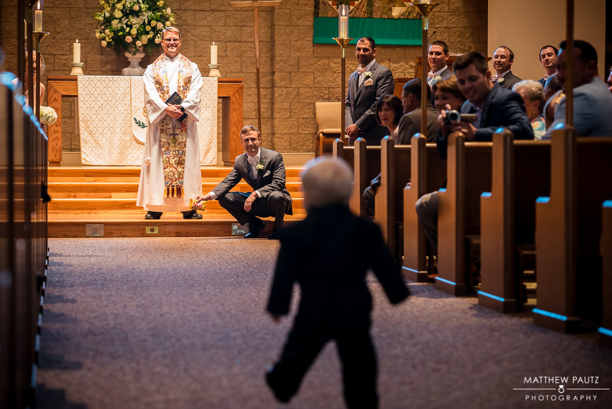 Advent United Methodist Church Wedding Photos