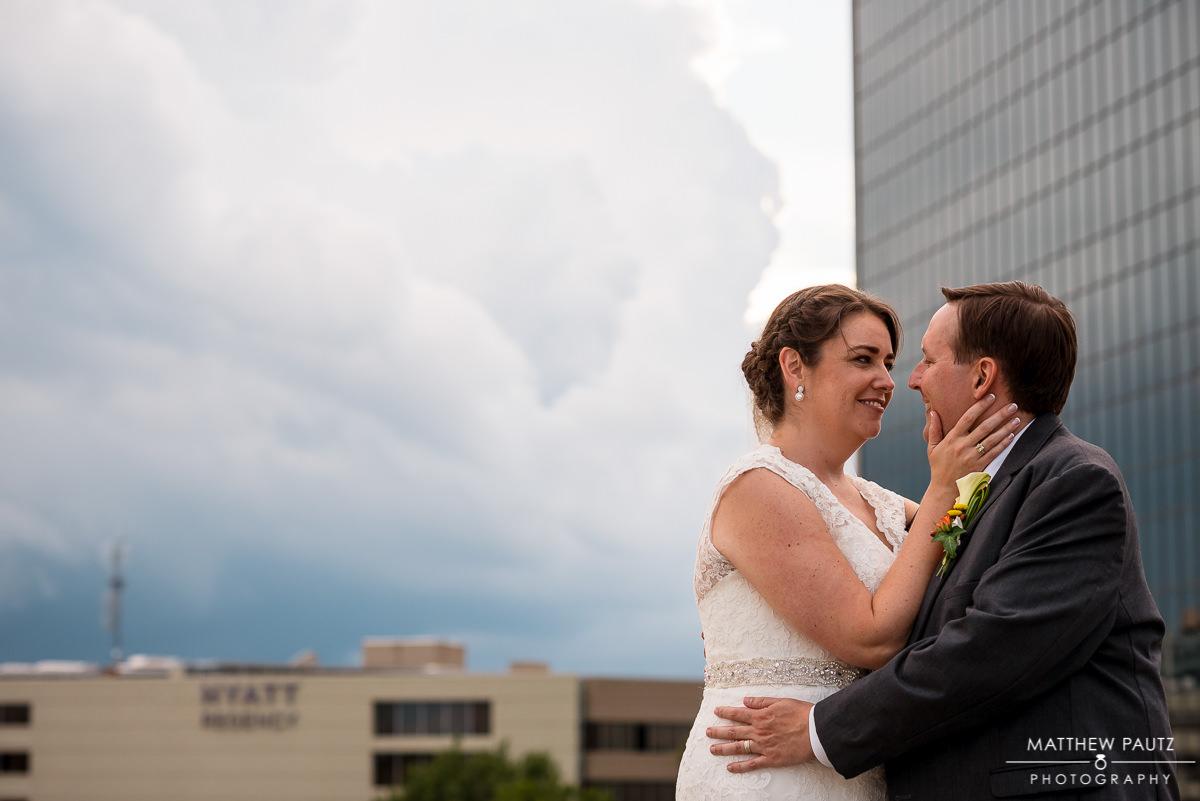 Commerce Club Wedding Photos | Reception