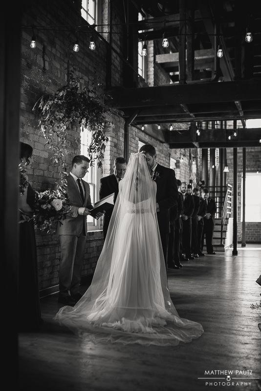 Cabaret Room wedding