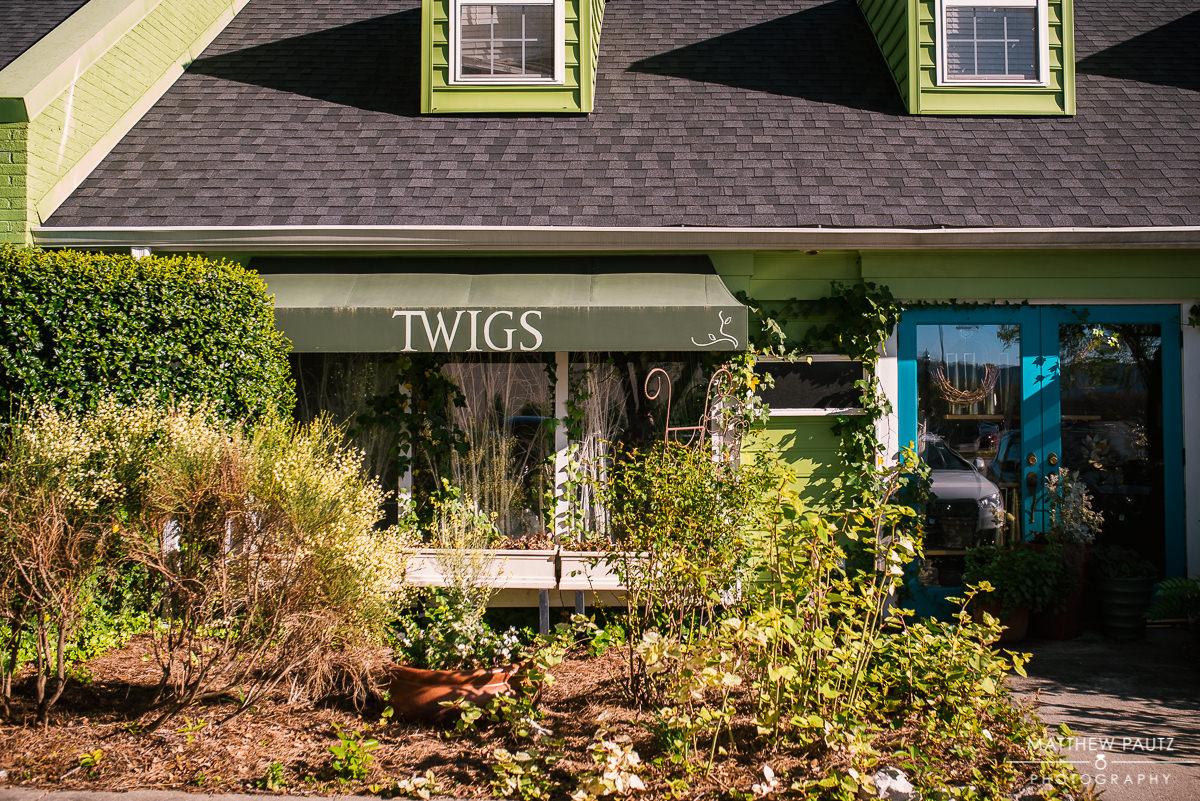 Twigs Tempietto Greenville SC Wedding Venue