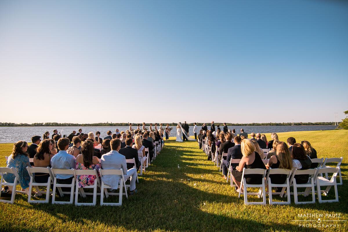 Johns Island Wedding Ceremony